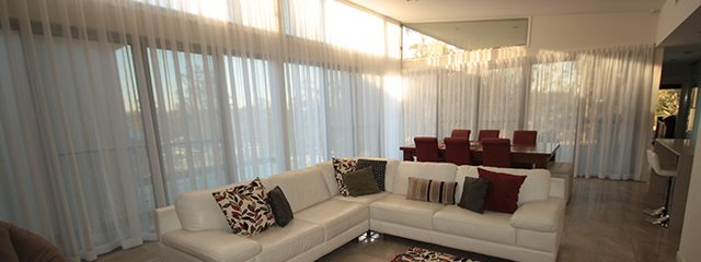 Find out how to choose Curtains for Wide Windows | Brisbane | Gold ...