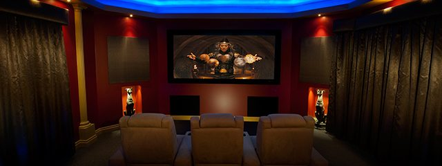 Get the most media room