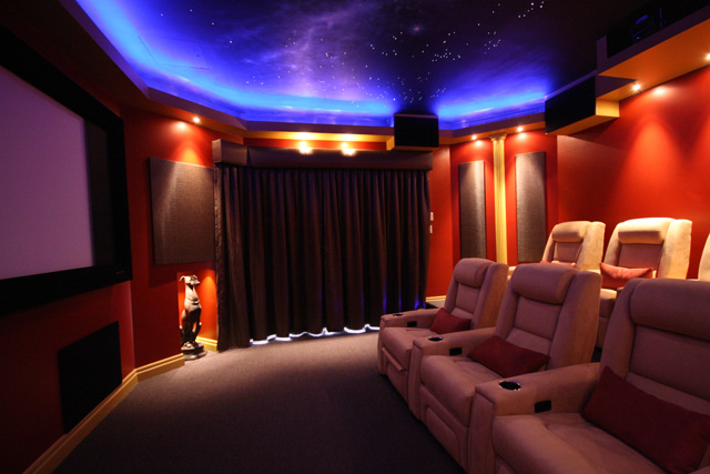 Our Home Theatre Curtains Can Allow You To: