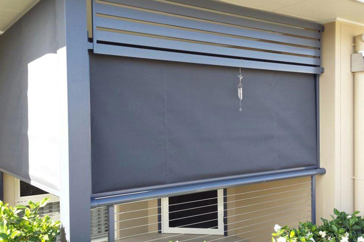 multi-stop awning