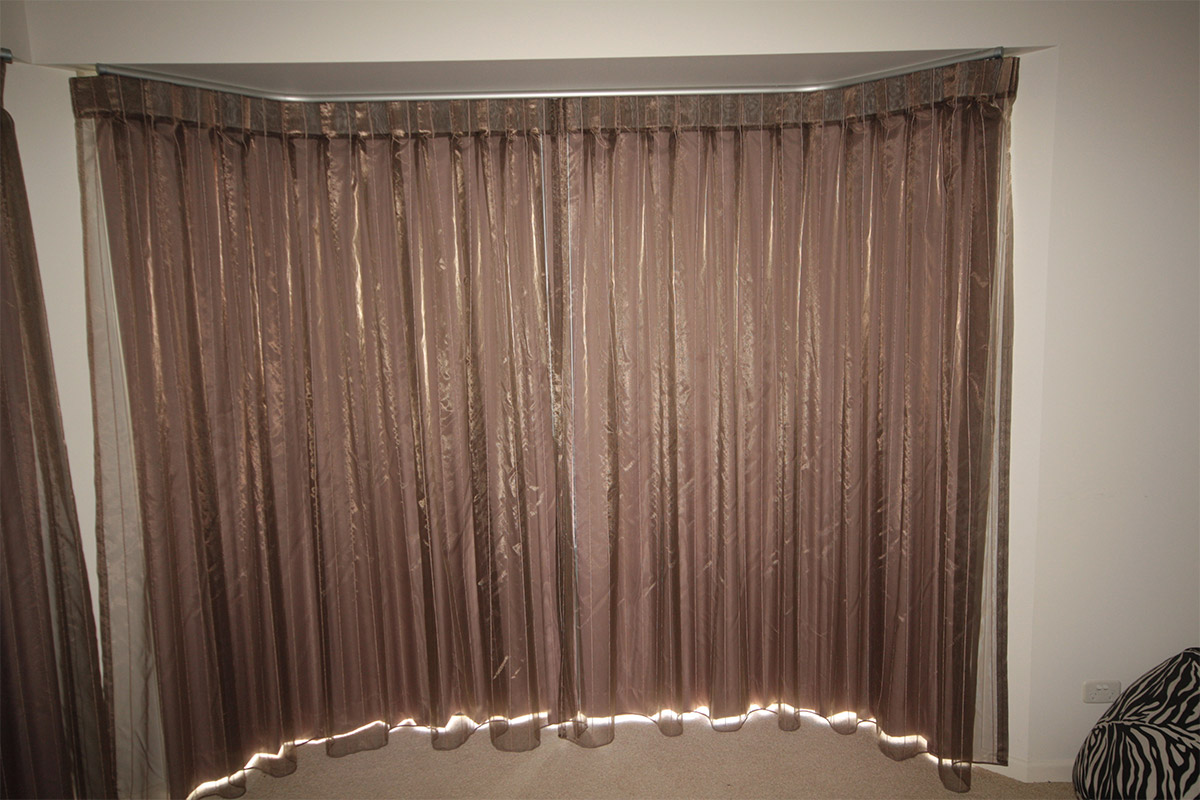 bay curtains