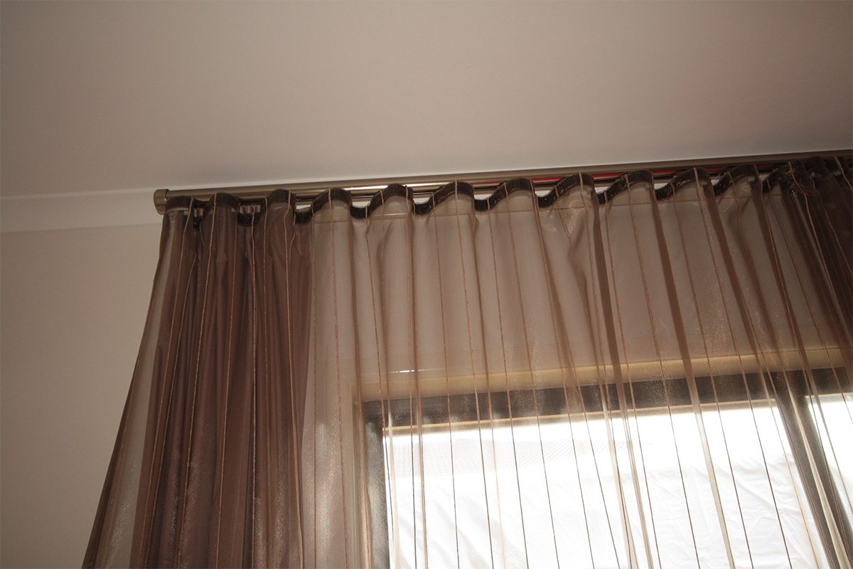 curtains with different heading