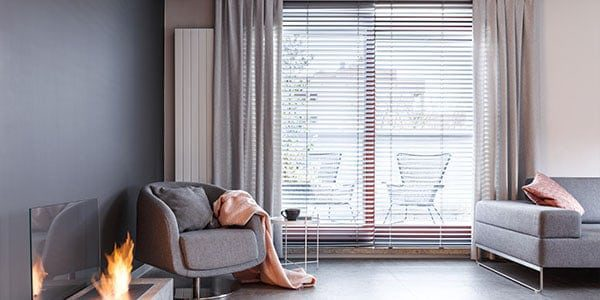 Curtains v Blinds | Timms Curtain House